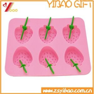 Custom Plastic Silicone Ice Cube Tray pictures & photos