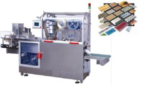 Small Aluminum Plastic Blister Packaging Machine pictures & photos