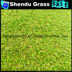 Landscape Artificial Grass 25mm for Outdoor Floor pictures & photos