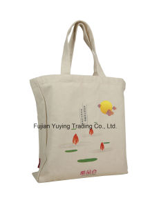 Customized Promotional Organic Tote Cotton Bag (CBG031)