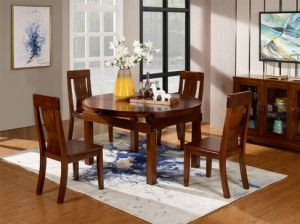 2017 Hot Sale Wood Functional Dining Table for Home (XK-002)