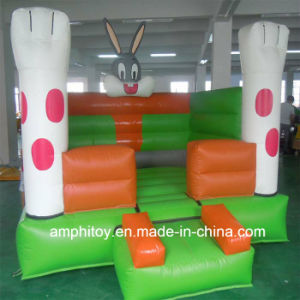 Inflatable Rabbit Bouncer/Kids Inflatable Bounce Castle