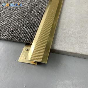 China Shiny Gold Customized Aluminum