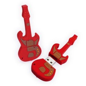 PVC Rubber Customized USB Flash Drive USB Stick Disk (PV-02) pictures & photos