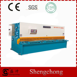 Hot Sale Hydraulic Swing Beam Shearing Machine with CE&ISO