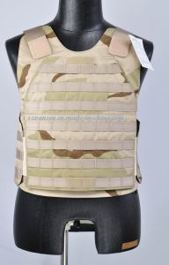Desert Camouflage Ballistic Vest for Army or Police pictures & photos