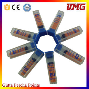 Dental Material Gapadent Gutta Percha Points Price pictures & photos
