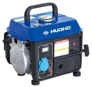 HH950-B04 Standby Small Power Gasoline Generator (500W, 650W, 750W)