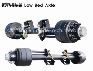 Trailer Parts Use Low Bed Trailer Axle pictures & photos