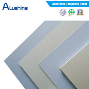 Wall Decorative Material Wood Finish ACP Aluminum Composite Panel (3mm 4mm) pictures & photos