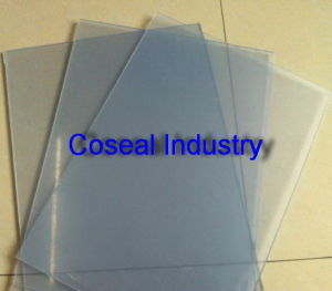 Rigid PVC Sheet with PE Masking pictures & photos
