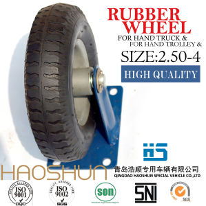 Hand Truck Tyre Trolley Tyre Pneumatic Barrow Wheel Tire2.50-4 pictures & photos