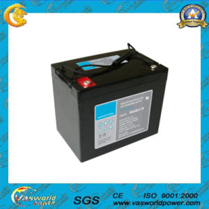 Rechargeable Solar Lead Acid Battery (solar 12-70) pictures & photos
