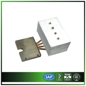 Heatsink with 4PCS Heatpipe for Mini Fridge pictures & photos