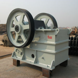 Large-Scale Jaw Crusher for Primary Crushing (PE Series)