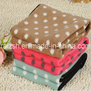 Pet Dog Blanket Fleece Blanket Super Soft Mat Dog Blanket