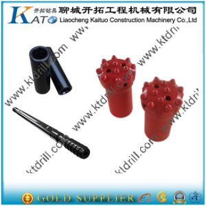 89mm T45 Thread Rock Drill Spharical Button Bit pictures & photos