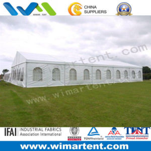 15X25m White PVC Aluminum Structure Tent for Wedding