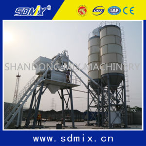 Dam Work Twin Shaft Concrete Mixer (series KTSW) pictures & photos