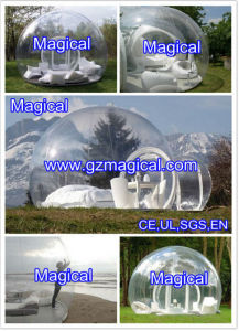 Inflatable Clear Bubble Dome Tent for Camping (MIC-036) pictures & photos