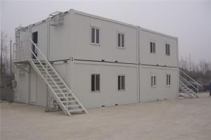 Factory Supply High Quality Prefabricated Mobile Container House pictures & photos