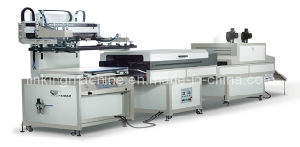 3/4 Automatic Silk Screen Printing Machine/Line/Printer pictures & photos