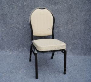 Easy Stacking Hotel Heavy Duty Dining Chair (YC ZL13 10)