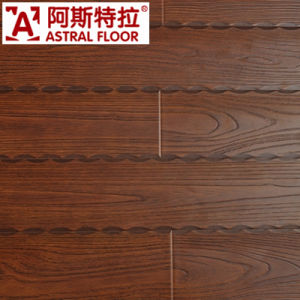 Astral German Techonoligy Embossed Laminate Flooring pictures & photos