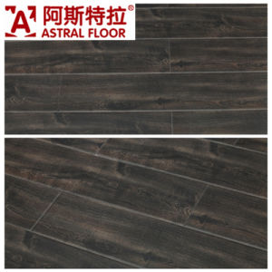 Crystal Diamond Surface (Great U-Groove) Laminate Flooring (AB2083) pictures & photos