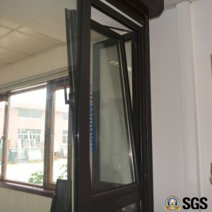 High Quality Thermal Break Aluminium Profile Inward Tilt & Turn Window, Aluminium Window, Window K04030