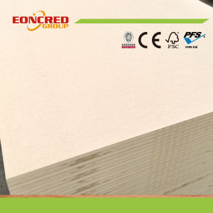 E1 E2 Grade Raw MDF Board with Carb