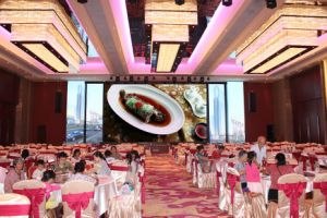 P3s Skymax Indoor 1r1g1b Rental Full Color LED Display