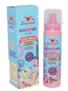 Storm Watery Whitening Sunscreen Sprayer SPF40 pictures & photos