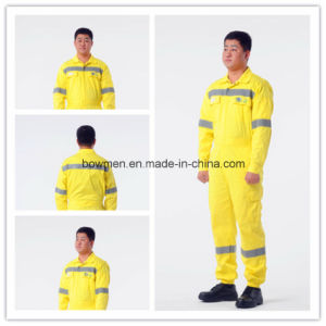 High Visibility Fire Fighting Clothing/Safety Wear/Workwear/Reflective Uniform