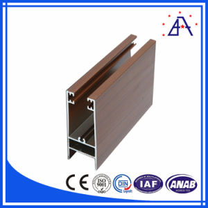 High Quality Low Cost Aluminium Curtain Track Extrusion Profile pictures & photos