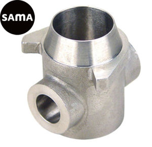 Steel Precision Investment Casting for Customized with Machining pictures & photos
