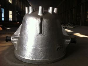 Metal Casting Foundry Ladle for Melting Steel