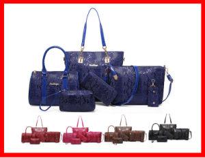China 2016 New Africa Model 6PCS in One Set Women Bag - China New Model  Handbag 135bfe091a66f