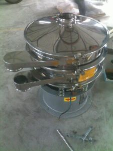 Professional Super Fine Metal Powder Sifting Machine pictures & photos