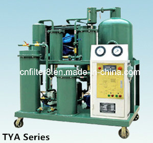 Vacuum Hydraulic Lube Oil Filter Machine (TYA series) pictures & photos