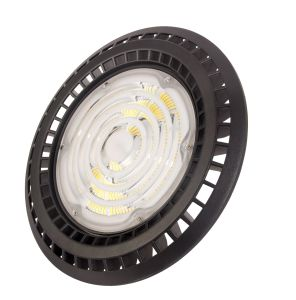 China Manufacturer Warehouse Industrial 1-10V 150W Dimmable LED High Bay Light 200LMW UFO Highbay Light