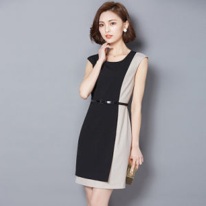 Top Sale Popular Summer Lady Dress Made in China pictures & photos