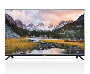 42-Inch Widescreen Full HD 1080P LED TV with Freeview HD