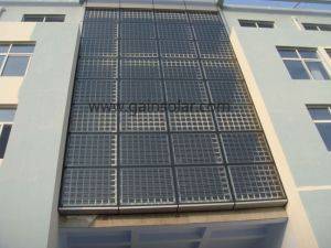 BIPV Module From Yingli (Gain Solar)