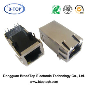 1.3 Inch Poe RJ45 Connector with Magnetic
