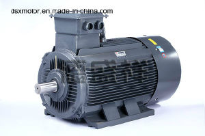 Ie3 Efficiency 160kw Three Phase Asynchronous Electric Motor AC Motor