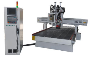 Custom Made Borning Head Saw CNC Router