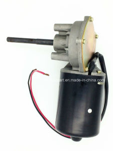 DC Worm Gear Engineering Oil Pump Motor pictures & photos