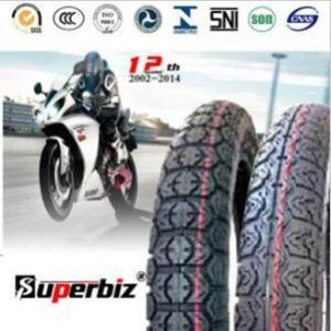 Motorcicle Tire Kenda (2.75-17) (2.75-18) (3.00-17) (3.00-18) with Plain Teeth Pattern pictures & photos