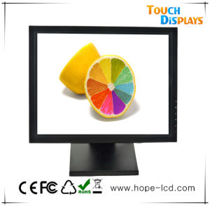 15 Inch Touch Screen Monitor for Computer Monitor with Touch Monitor pictures & photos